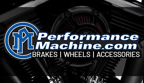 Performance Machine motorcycle products