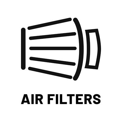 Air filters for Harley Davidson Motorcycles