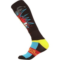 Oneal Pro MX Print Braaapp Socks For Motocross Use