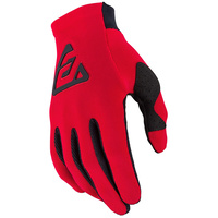 Answer AR2 Bold Gloves Red/Black