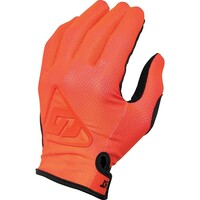 Answer 2021 AR1 Charge Gloves Fluro Red