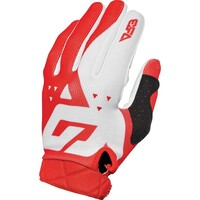 Answer 2021 AR3 Pace Gloves White/Red