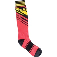 Answer Chizel Socks Red/Yellow