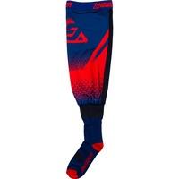 Answer Knee Brace Socks Red/Midnight