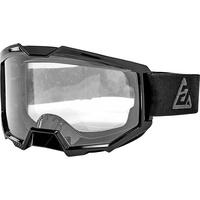 Answer 2021 Apex 1 Youth Goggles Black/Black