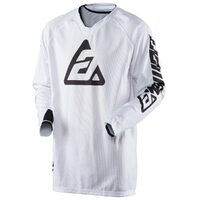 Answer Elite Jersey Solid White