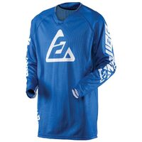 Answer Elite Jersey Solid Blue