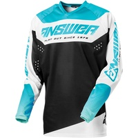 Answer 2021 Charge Syncron Jersey Astana/Seafoam/Black