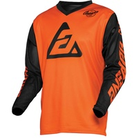 Answer 2021 Arkon Bold Jersey Orange/Black