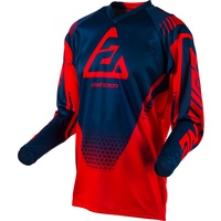 Answer Syncron Drift Youth Jersey Red/Midnight
