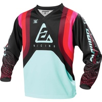 Answer 2021 Swish Syncron Youth Jersey Berry/Air Pink/Seafoam