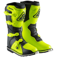 Answer AR1 Adult Boots Hyper Acid/Black