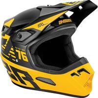 Answer 2021 AR1 Bold Helmet Black/Bus