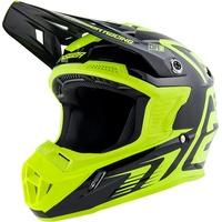 Answer AR1 Youth Helmet Black/Hyper Acid