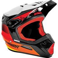 Answer 2021 AR1 Swish Youth Helmet Red/Orange/Silver