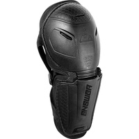 Answer 2021 Protection Apex Adult Knee Guard Black