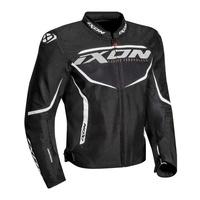 Ixon Sprinter Air Textile Jacket Black/White