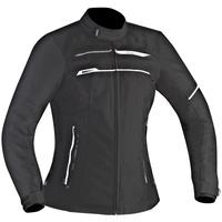 Ixon Zetec Lady HP Textile Ladies Jacket Black/White