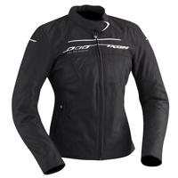 Ixon Helia Textile Ladies Jacket Black/White