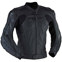Ixon Addict Air Leather Jacket Black