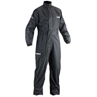Ixon Compact Rain One-Piece Suit Black