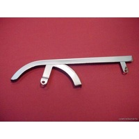 Chain Guard Sportster Models 88-90 Chrome