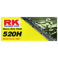 RK Racing 12-52D-120 Heavy Duty Chain 520H 120 Link