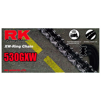 RK Racing 12-53W-120 Chain 530GXW 120 Link