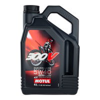 Motul 16-413-04 300V Factory Line Off-Road 5W 40 4L