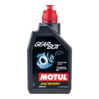 Motul 16-503-01 Gearbox 80W 90 (Molybdenum) 1L