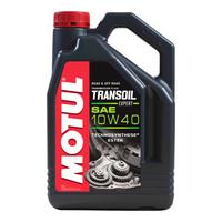 Motul 16-506-04 Transoil Expert 10W 40 4L
