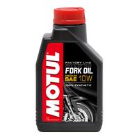 Motul 16-623-01 Fork Oil Factory Line 10W (Medium) 1L