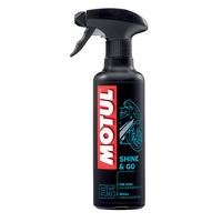 Motul 16-702-00T E5 Shine & Go Silicone Clean