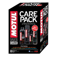 MOTUL OFF ROAD CARE PACK MOTORCYCLE - AUSSIE SELLER MX SPECIALIST