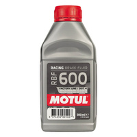 Motul 16-801-050 Racing Brake Fluid 600 (500ml)
