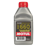 Motul 16-804-050 Racing Brake Fluid 660 500ML