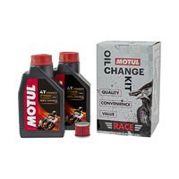 Motul 16-900-02 Race Oil Change Kit for KTM 250SX-F/450SX-F