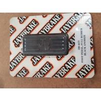 Jay-Brake 180-4633 Black Full Rubber Brake Padel fits Custom Applications
