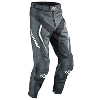 Ixon Fighter Leather Pant Black/White