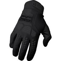 Seven Rival Ascent Gloves Black/Black