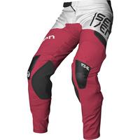 Seven Rival Rampart Pants Fluro Red
