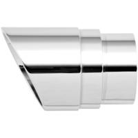Rush 25AC1 Multi Directional Slash-Cut Tip Chrome/Black
