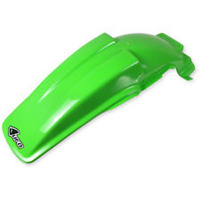 UFO 2710026 Rear Fender Green for Kawasaki KX125 KX250 1988-89 KX500 1988-03