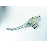 """Jaybrake Clutch Side Master Cylinder 9/16"""" Slotted J-Series Chrome"""
