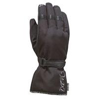 Ixon Pro Rush LS Ladies Gloves Black/Silver