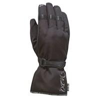 Ixon Pro Rush LS Ladies Gloves Black/Silver [Size:SM]