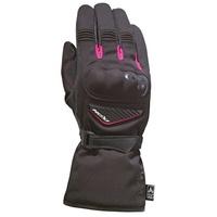 Ixon Pro Arrow LS Ladies Gloves Black/Fuchsia