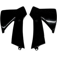 UFO 3072001 Radiator Shrouds Black for KTM 65 SX 2002-08