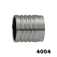 Rush 4004 Straight End w/Quad Groove 4000 Series Tips