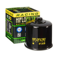 HifloFiltro 43-HF1-38RC Oil Filter HF138RC (With Nut)